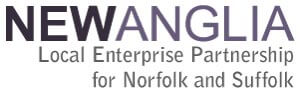 New Anglia Local Enterprise Partnership for Norfolk and Suffolk