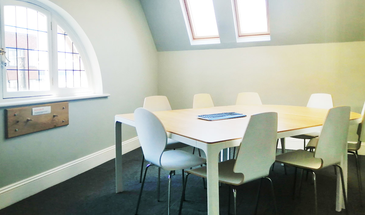 New Patricks Yard Meeting Room