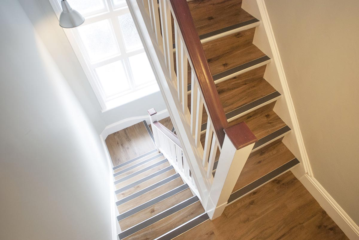 New Patricks Yard Stairs - Norwich office space